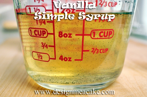 Vanilla Simple Syrup