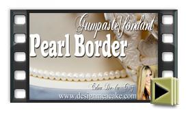 Gumpaste Pearl Tutorial
