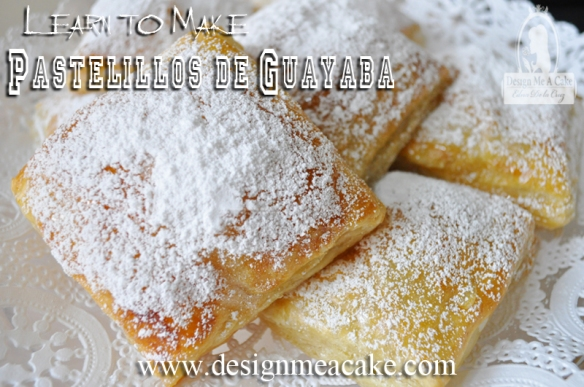 Guayaba Pastries recipe