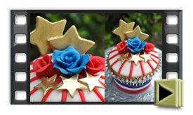 Celebration Cupcake Tutorial
