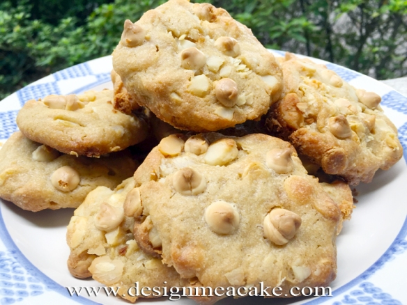 Best Macadamia Nut & White Chocolate Cookie Recipe