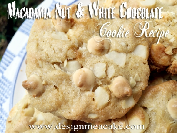 Best Macadamia Nut & White Chocolate Cookie Recipe