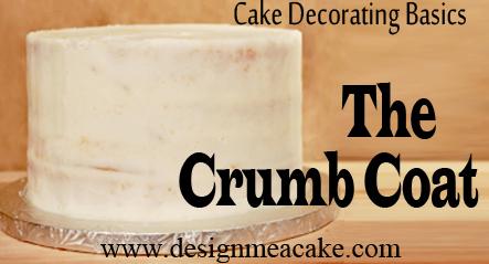 The Crumb Coat